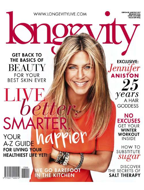 Longevity June 2017 for the detox retreat
