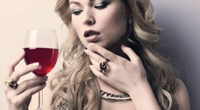 Kay Adams Alcohol And Tears