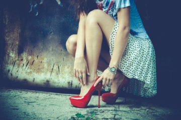 high heels | Longevity LIVE