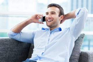 Age better. Avoid Blue Light Cell Phone