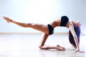 Back bends are good for you