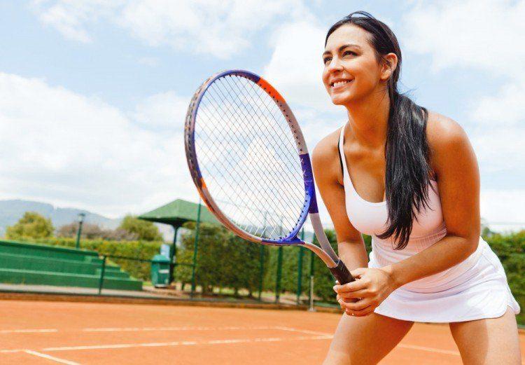 Sophrology and tennis