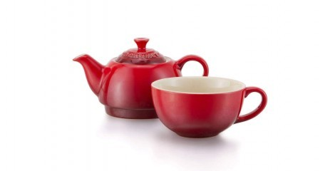 le creuset tea-for-one