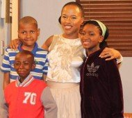 Realeboha Khoro, Kamogelo Kappers, Sindi Dlathu and Karabo Chirwa.