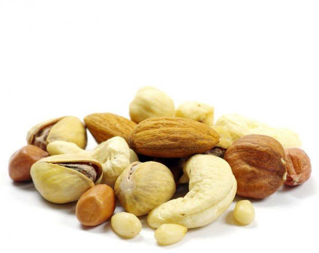 Nuts for protein support