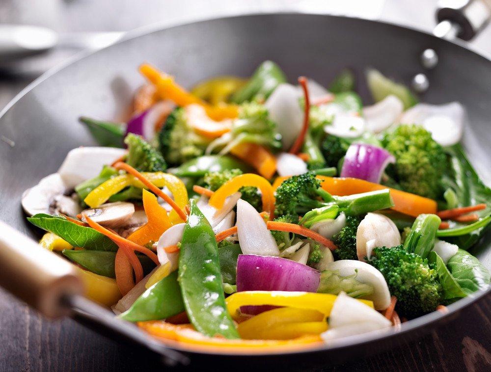 Вегетарианская кухня рецепты с фото