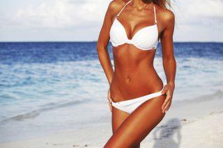 Beach body babe