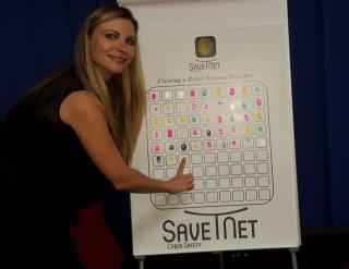 Rianette Leibowitz of SaveTnet