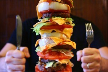 over eating linked to obesity epidemic