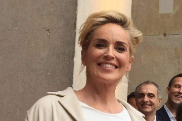Sharon Stone in Berlin