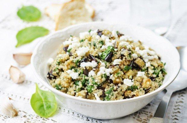 quinoa for protein