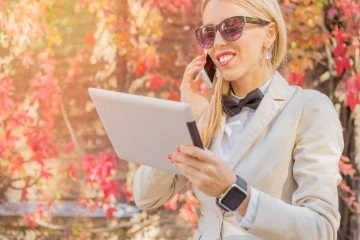 Wearable Technology in the Workplace
