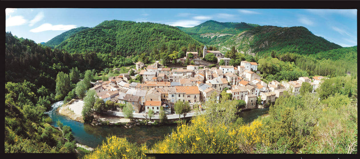 28.Avene village - photo D. Cabrol