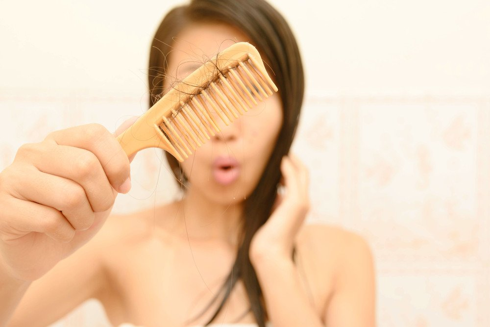 Wild Hormones Can Cause Hair Loss Longevity Live