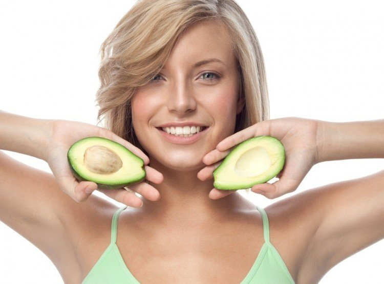 avocado hair mask | Longevity LIVE