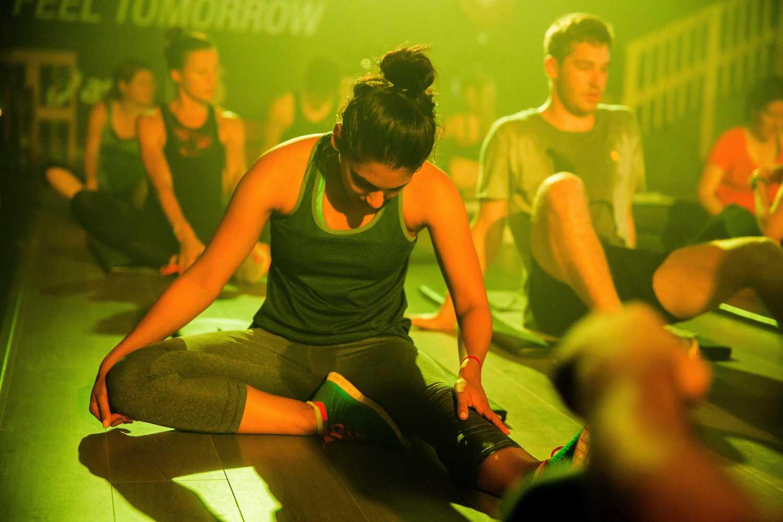 Switch Fitness Yoga |Longevity