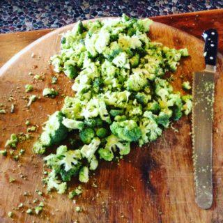 Deon's Broccoli Soup