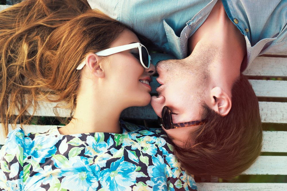 The Health Benefits of Kissing