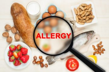 food allergies | Longevity LIVE