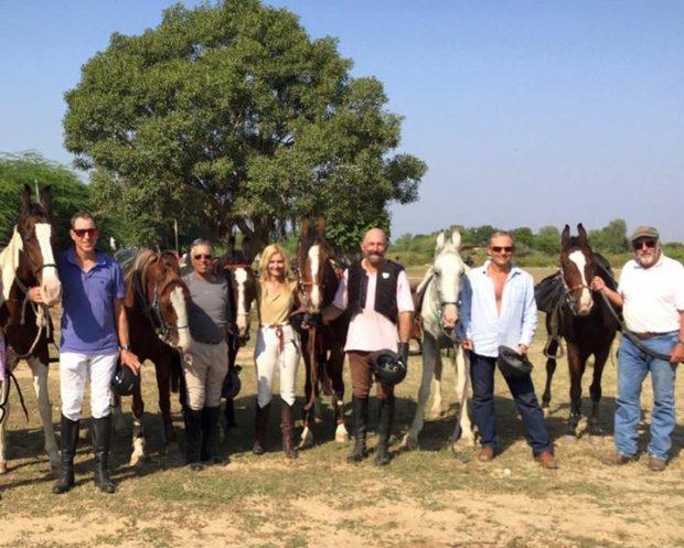 Horse Safari Group India
