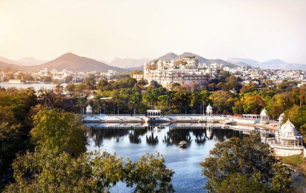 Udaipur and The Princess Trails