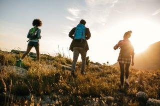 hiking for lupus | Longevity Live