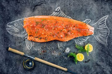 salmon or frankenfish | Longevity Live