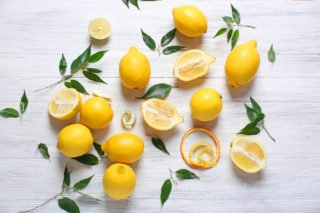 lemons on Naomi Campbell's grocery list | Longevity Live