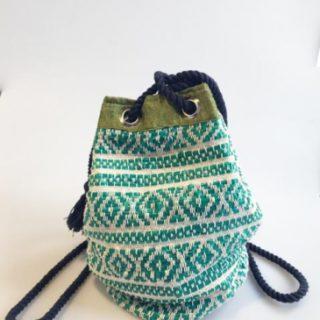 Pom Pom Bag