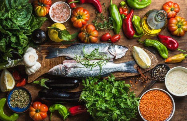 mediterranean diet | Longevity LIVE