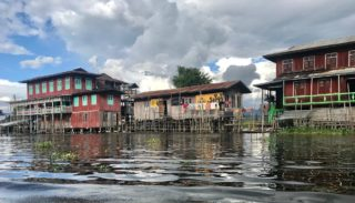 Floating Villages Inle Lake