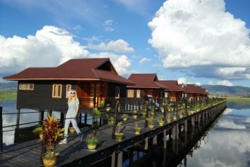 Inle Lake Sanctuary, Myanmar