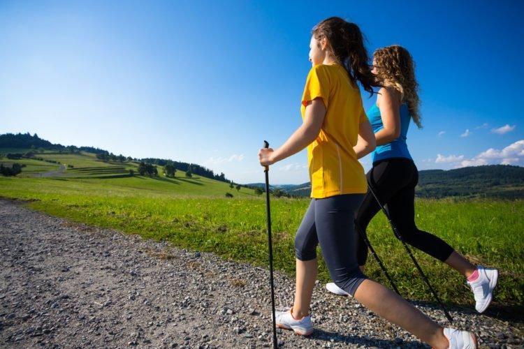 power walking | Longevity LIVE