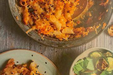 Zac 'n' cheese pasta recipe
