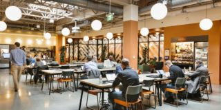 Wework goes meat free