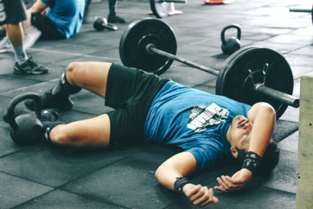gym [longevity live]