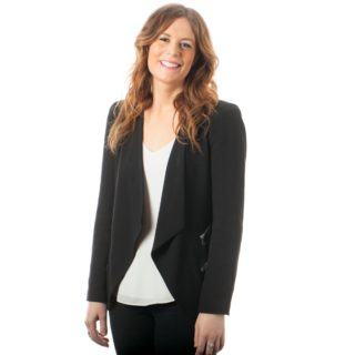 Angela Alberga talks about weight