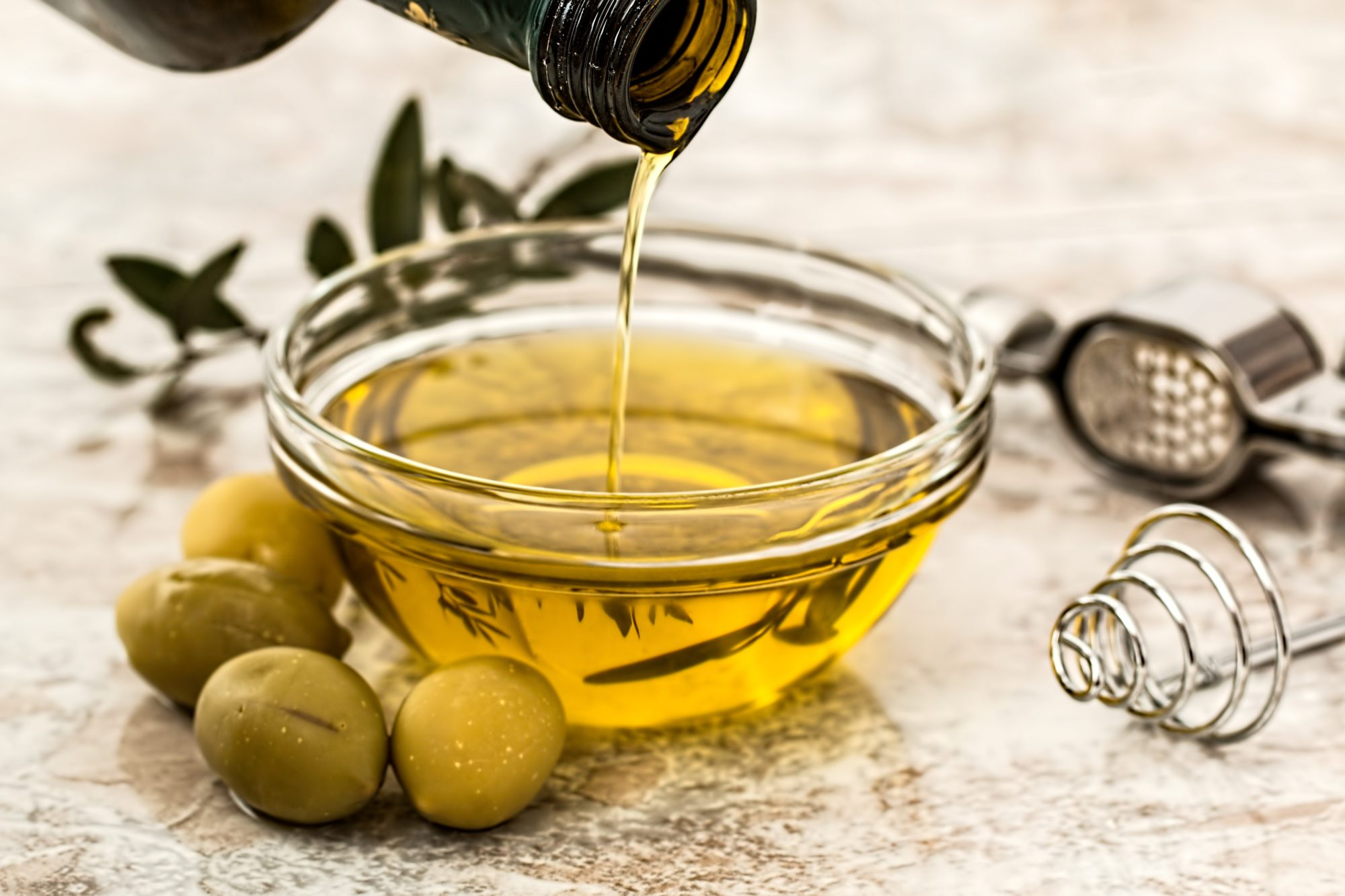olive oil is the best beauty product you can buy