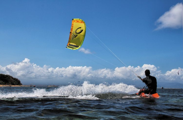 kitesurfing [longevity live]