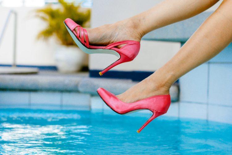 high heel | Longevity LIVE
