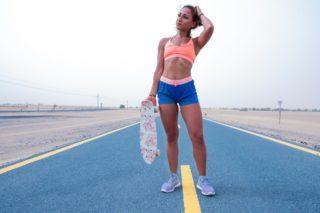 athletic women [longevity live]