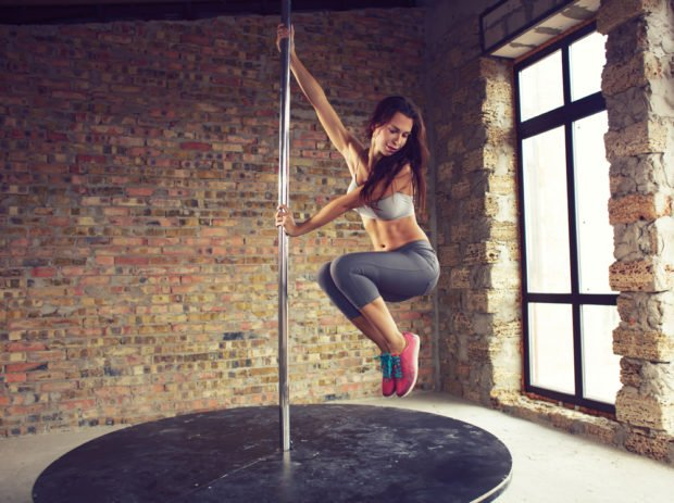 Pole dancing | Longevity LIVE
