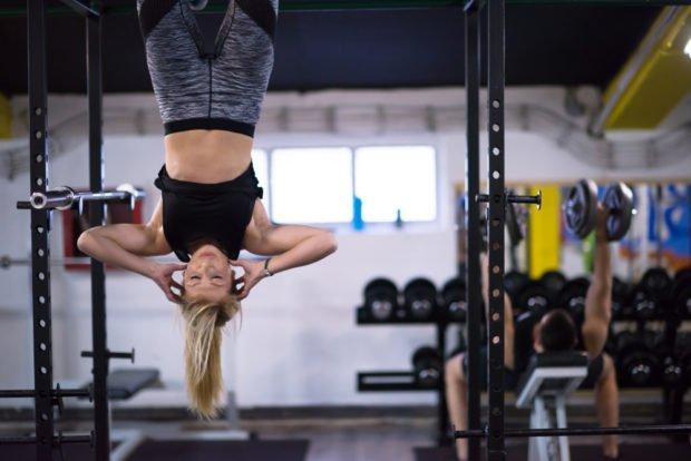 upside down fitness | Longevity LIVE