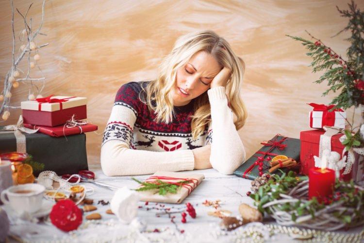 Christmas stress | Longevity LIVE