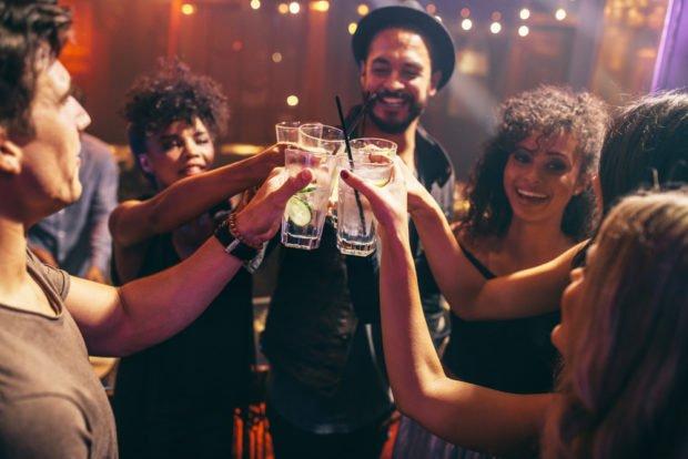Partying   Longevity LIVE