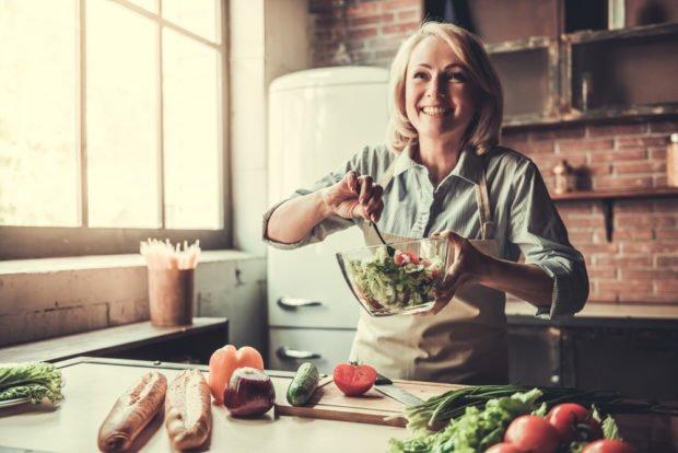 Cooking   Longevity LIVE