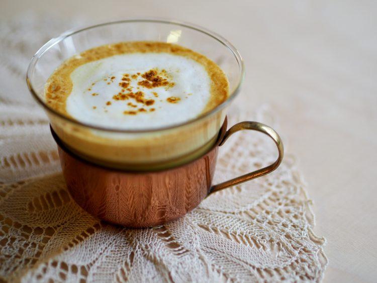 turmeric latte | Longevity LIVE