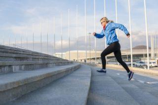 runners run busy schedule