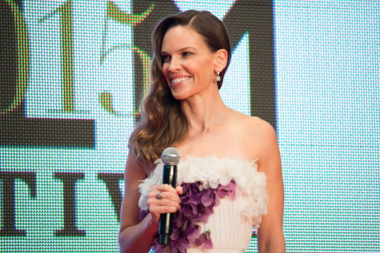 Hilary Swank | Longevity LIVE