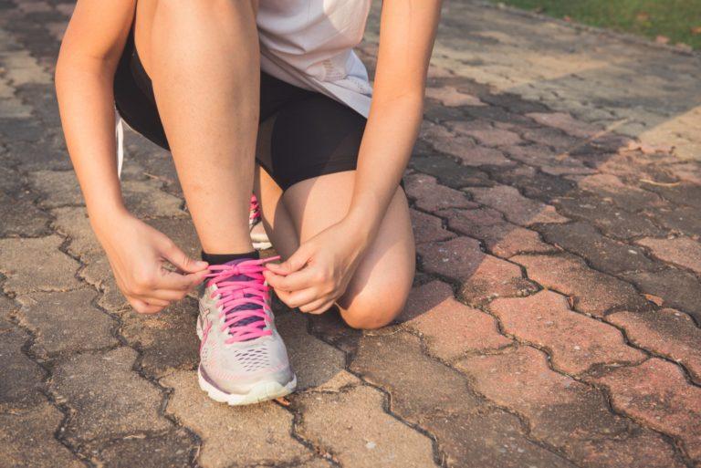 running shoes | Longevity LIVE